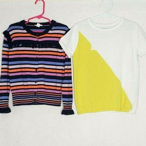 Crewcuts & Hunter for Target 2 Girl's Sweaters